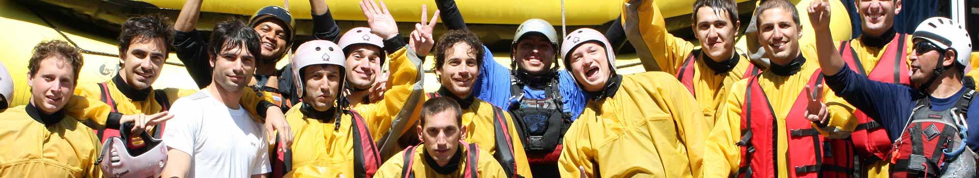 rafting fiume Noce